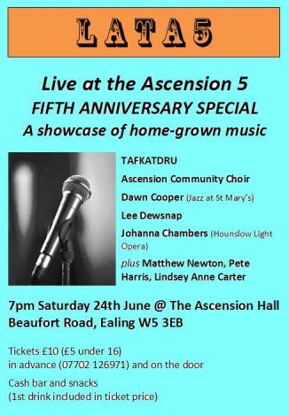 Live At The Ascension 5